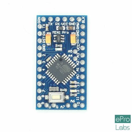 Arduino pro mini v mhz tiny and powerful