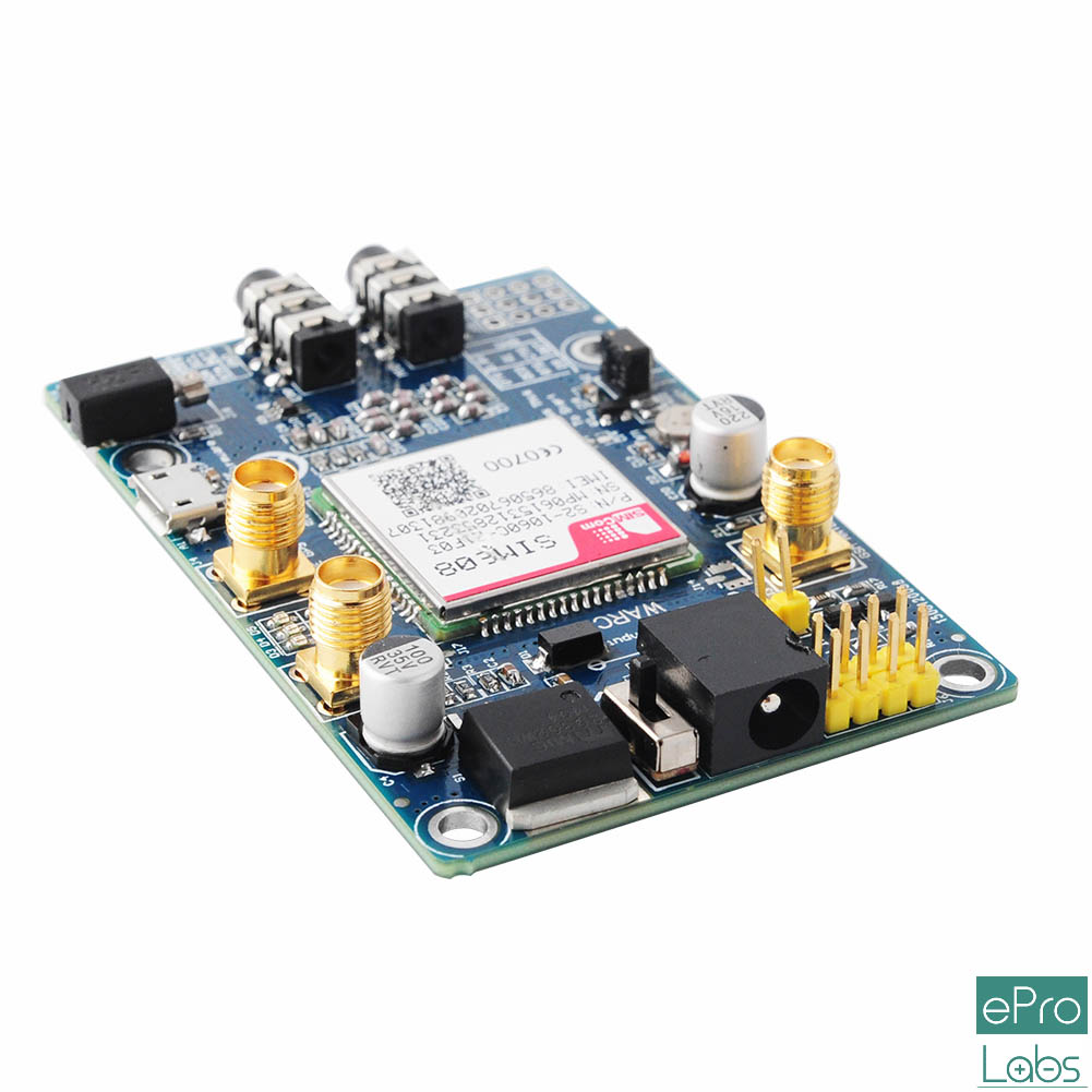 Sim 300 Module Wikipedia Giftsforsubs How To Interface Gsm Sim300 With Pic 16f628a Microcontroller 808 Gpr