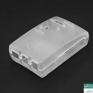 Raspberry Pi B+ Arc Enclosure - Transparent3-600x600